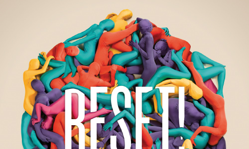 RESET! COVER